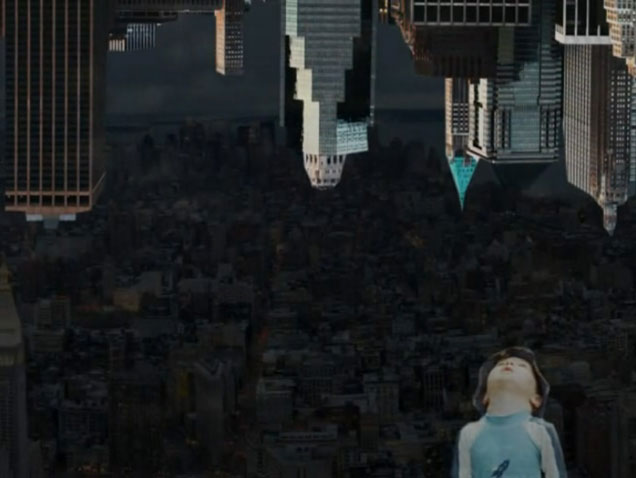 New York premiers pas